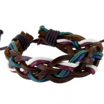 Pu Leather Bracelet For Me..
